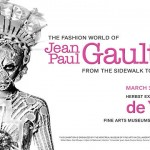 expo: jean paul gaultier