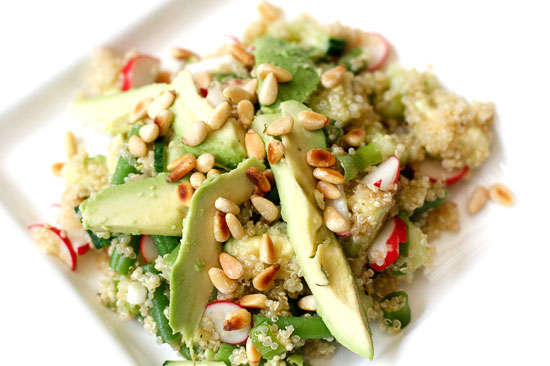 superfood guinoa