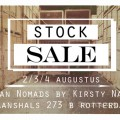 urban nomads stock sale