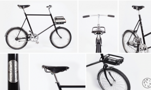 A small bike for great minds: Minute