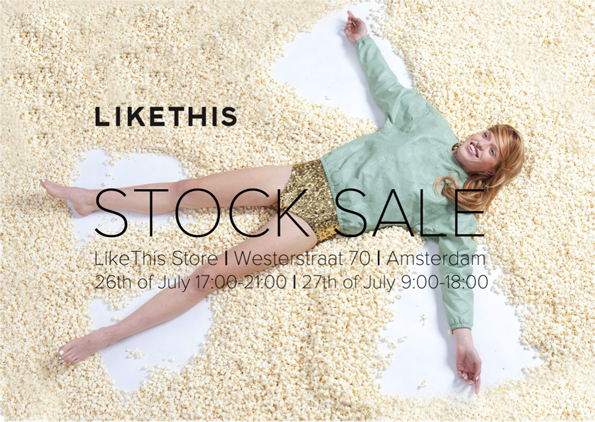 like this stocksale