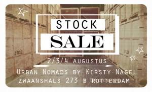 urban nomads stock sale
