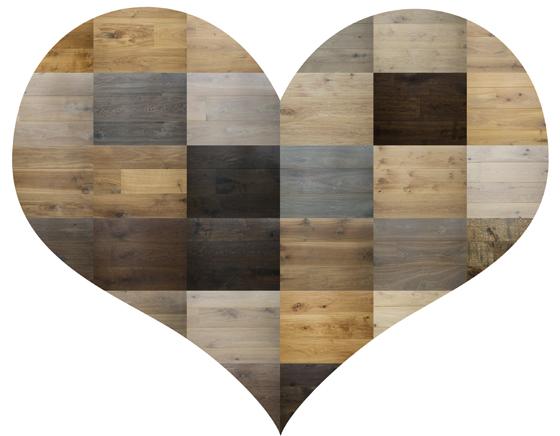 uipkes houten vloeren kleurenassortiment